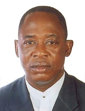 Barr. J. A. Achimugu Esq