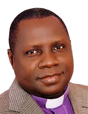 Most Revd Daniel Okoh