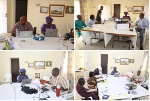 CSW Nigeria holds 2019 Staff Retreat in Jos